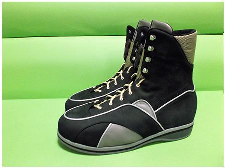 Schuh maßgefertigt