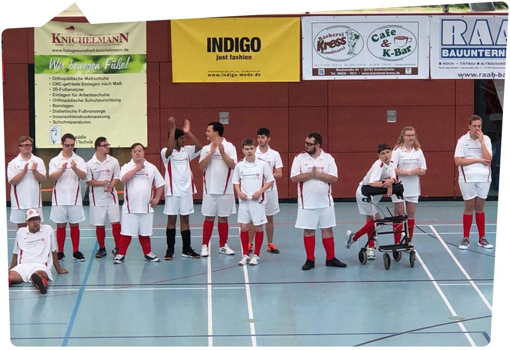 Handicap Aschaffenburg