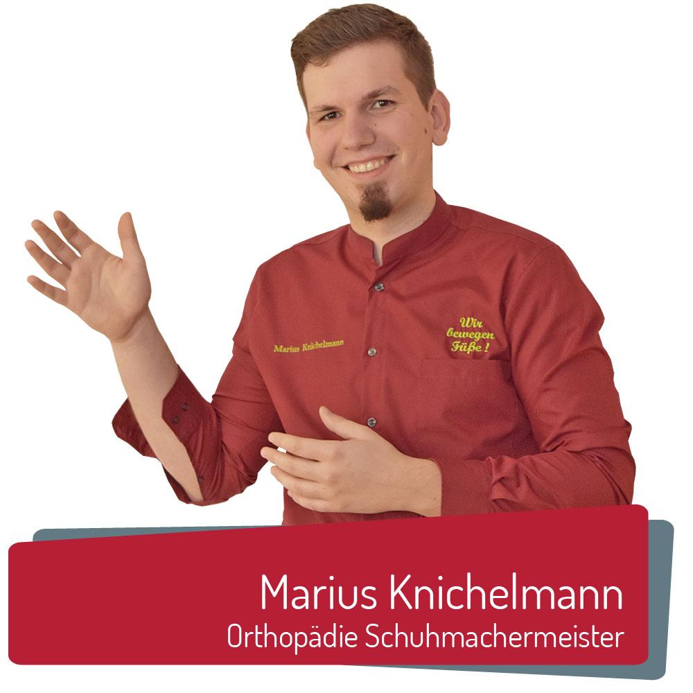 Marius Knichelmann - Knichelmann Orthopädie Schuhmacher