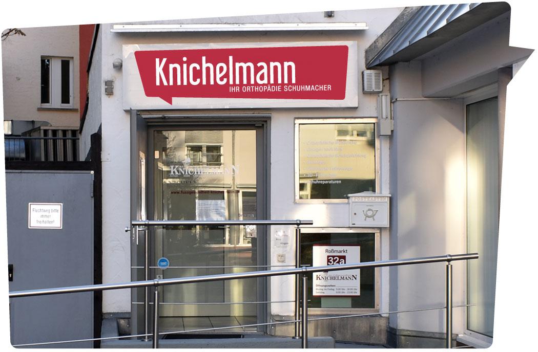 Knichelmann - Standort Aschaffenburg außen