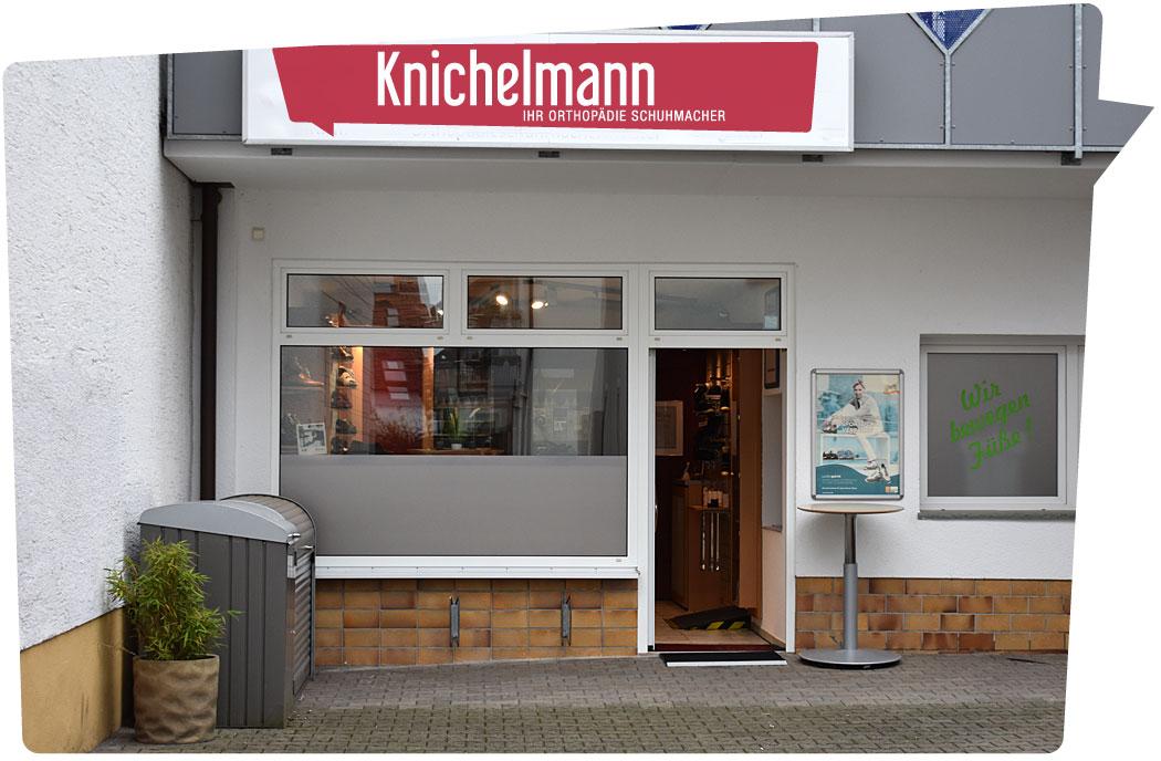 Knichelmann - Seligenstadt - außen